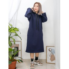 2016-1003 - hea hea style -兩側袋 X 袖口羅紋 , 抓毛衛衣料 X 有帽OPS (韓國) 0