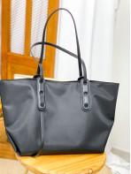2018-1049 -簡約・氣質-尼龍料SHOULDER BAG (連大化妝袋) (韓國)