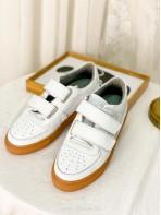 2017-1005 - 韓國品牌・soyou -魔術貼 X 真皮 , 厚底鞋 (韓國)