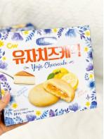 2031-1009 柚子芝士軟餅-