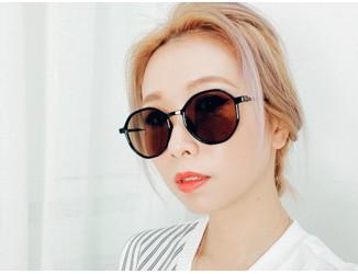 黑框 茶色 太陽眼鏡