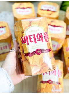 2031-1069-- 牛油窩夫餅 --(細)韓國 -