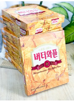 2031-1068 - 牛油窩夫餅乾-大 (韓國)-