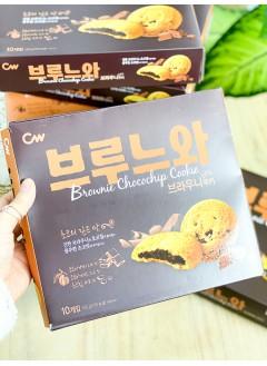 2031-1066Brownie chocochip cookie (韓國)-