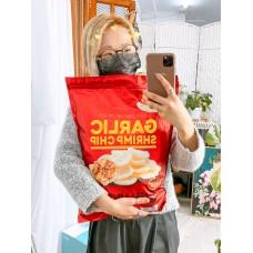 2131-1002- 韓國蒜味蝦片-