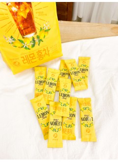 2031-1099 韓國NO BRAND <lemon tea>10包裝SET