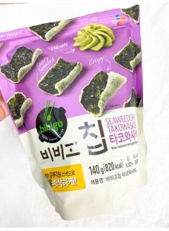 2131-1006 wasabi 炸紫菜脆片-