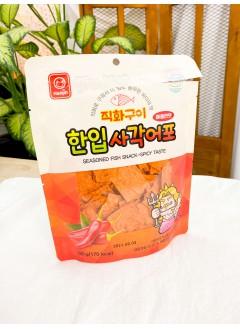 2131-1007 seasoned finsh snack spicy taste-