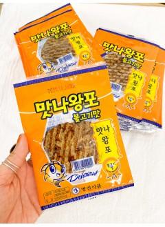 2131-1013 BBQ味 雞泡魚乾 (10片/SET)-